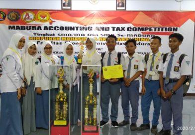 Siswa SMK Negeri 1 Pamekasan Juara Madura Accounting and Tax Competition se Madura